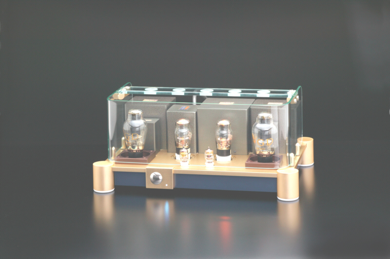 WAVAC Audio Lab  Single-ended Directly Heated Triode Power
