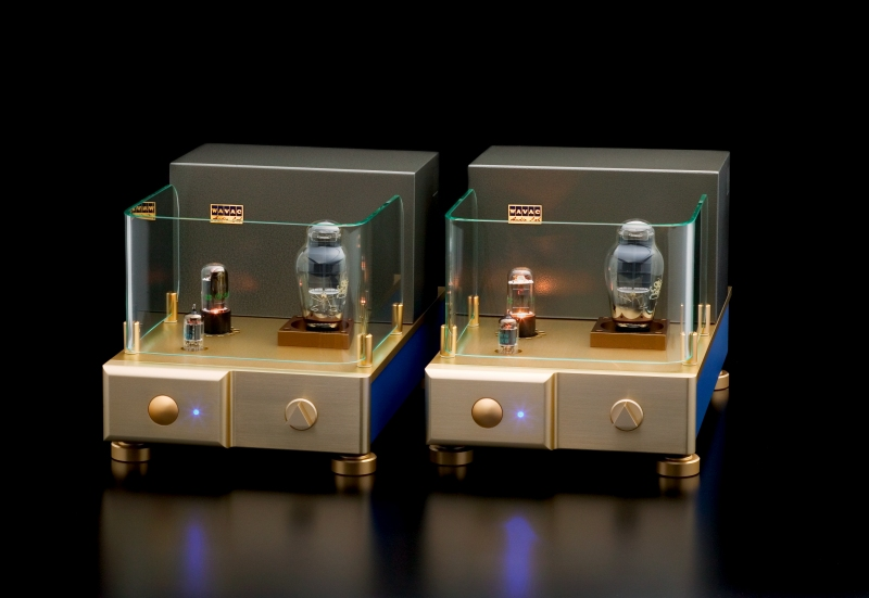 WAVAC Audio Lab  Single-ended Directly Heated Triode Power Amplifier